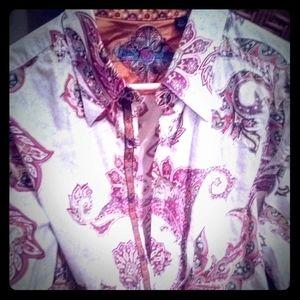 Robert Graham Tailored Shirt